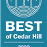 2020 Best of Cedar Hill - Local Dining