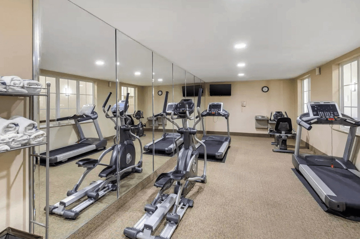 Comfort Inn and Suites Gym